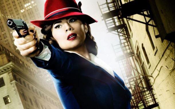 """Reflection on Cancelling """"Agent Carter"""""""