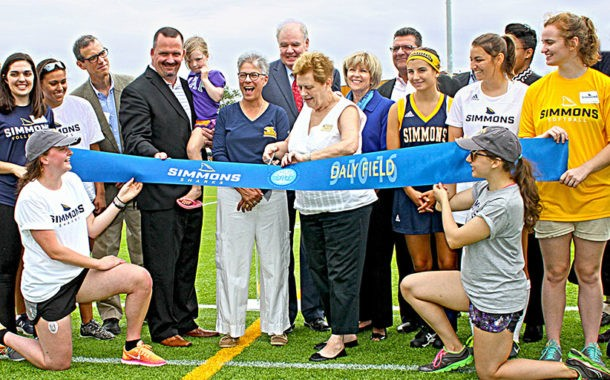 Daly Field Provides Athletic Facilities for Boston Residents